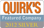 NORS is a Quirk's SILVER Featured Company